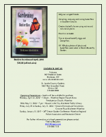 Book Release – Thelma Beaubien