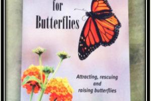 New Book Release – Gardening for Butterflies