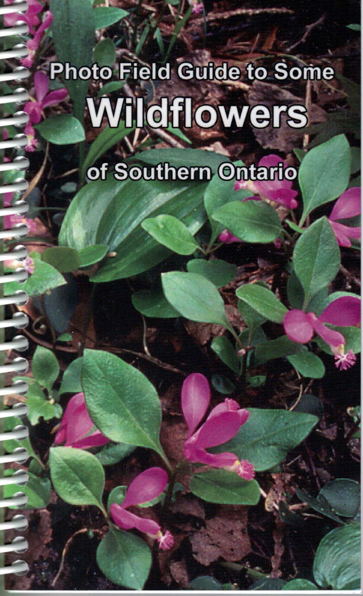 Photo Field Guide to Some Wildflowers of Southern Ontario
