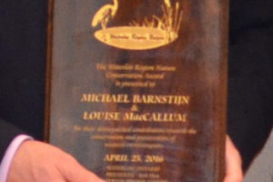 Four Local Environmentalists Honored With Conservation Award