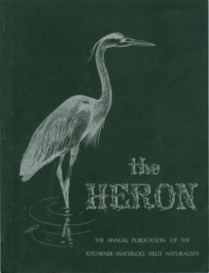 Old Heron Newsletter