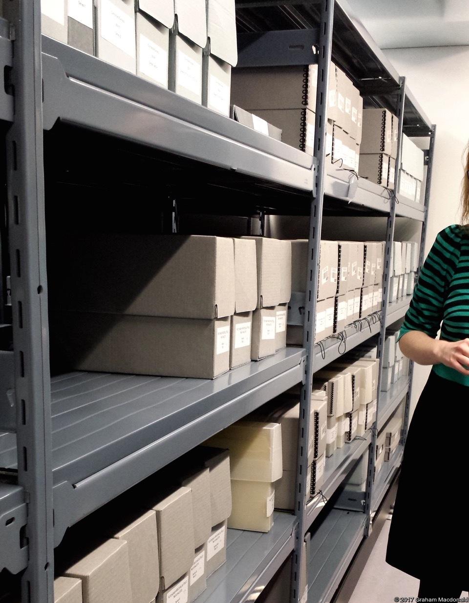 Main Archival Vault