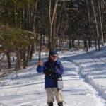 Winter Tree Hike