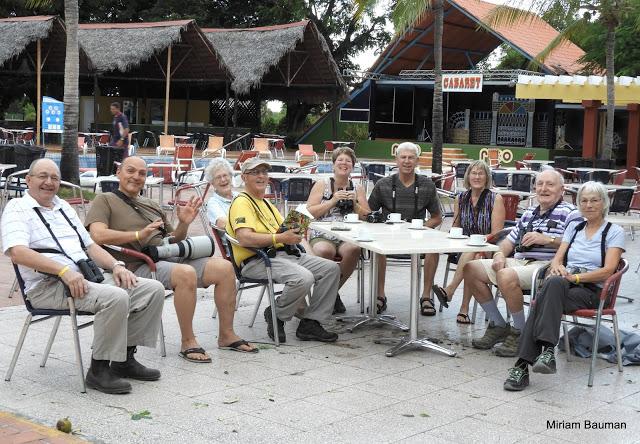 Cuba trip members