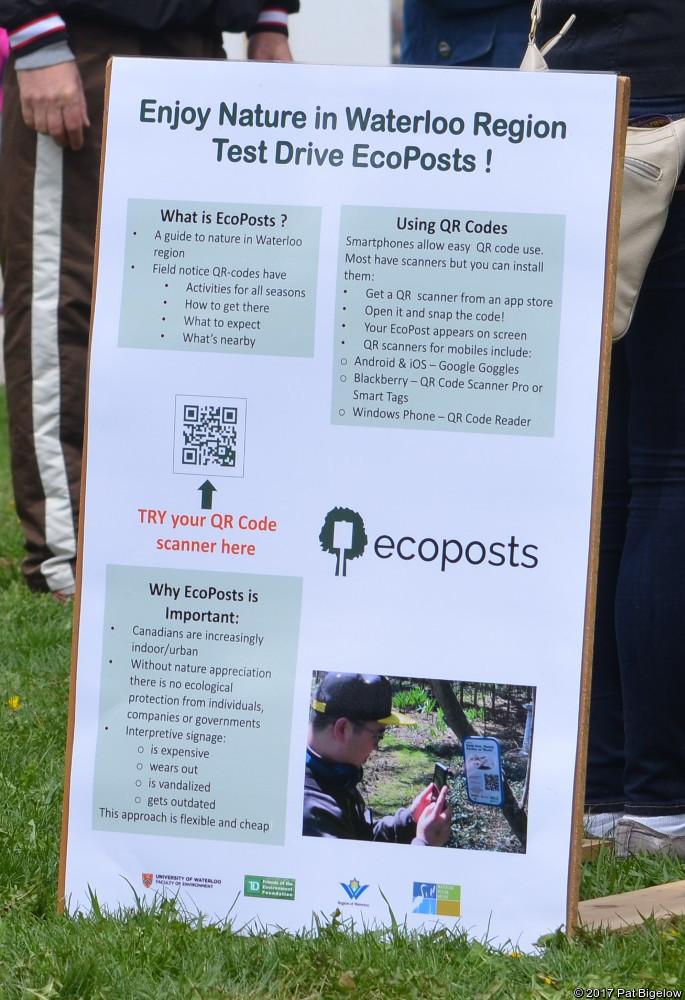 Ecoposts Poster