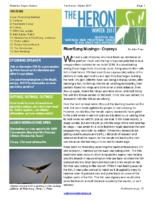 Winter 2017 The Heron