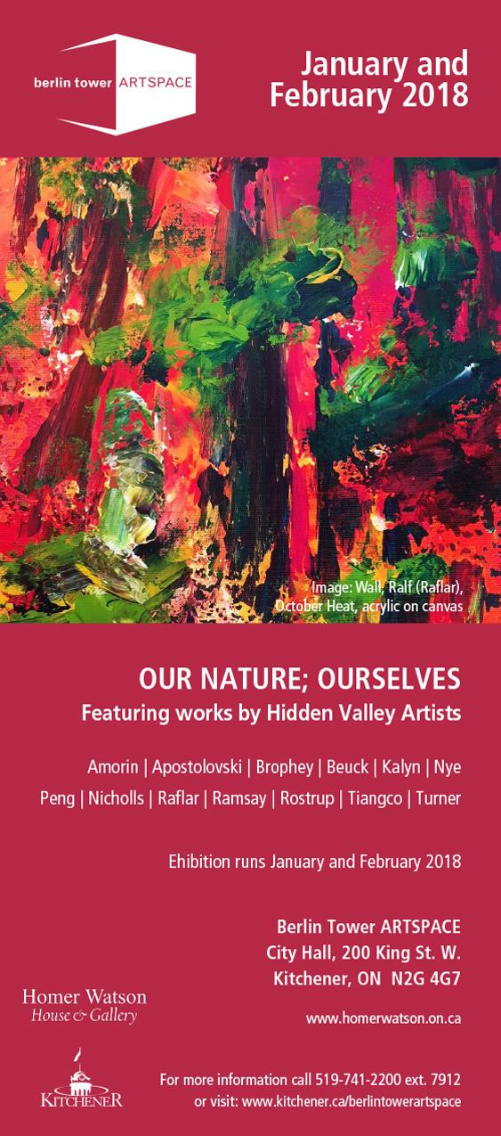 Our Nature Ourselves Poster