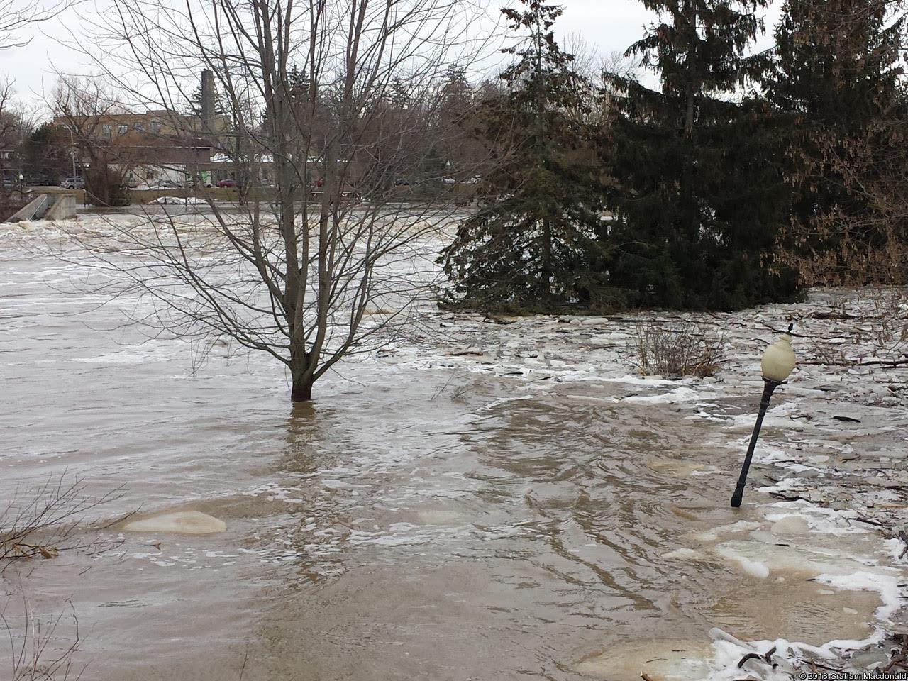 New Hamburg Flooding 2