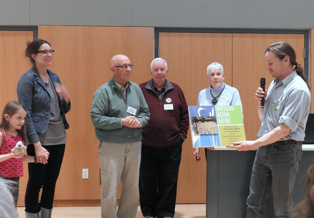 Conservation Award Presentation