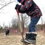 WRN Kids – Tree Planting