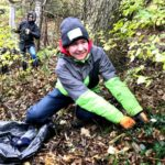 WRN Teens – Non-Native and Invasive Plant Removal at rare