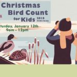 WRN Kids and WRN Teens – Christmas Bird Count for Kids 2018