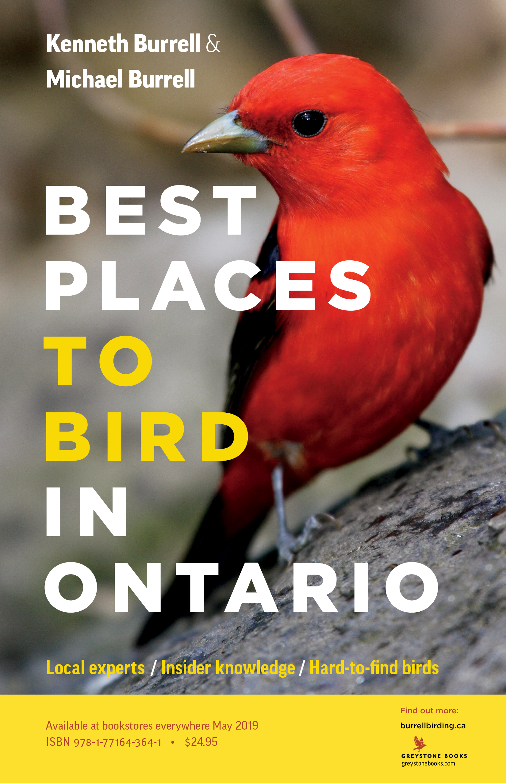Best Places to Bird Ontario
