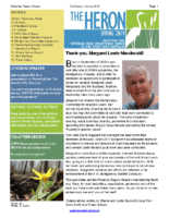 Spring 2019 The Heron