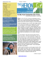 Fall 2019 The Heron