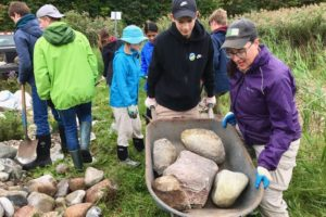 WRN Teens – Stream Restoration