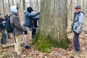 WRN Teens –  Montgomery Nature Reserve