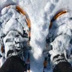 WRN Kids – Snowshoeing